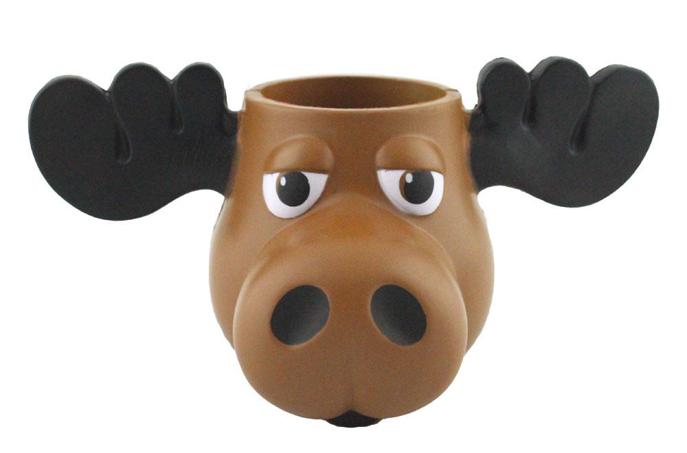 Moose Mugs.