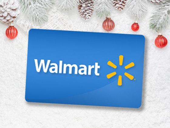 Win a $75 Walmart Gift Card!.