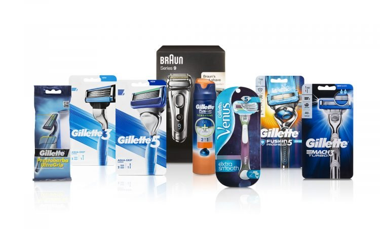 P&G is investing in new categories and product innovation as.