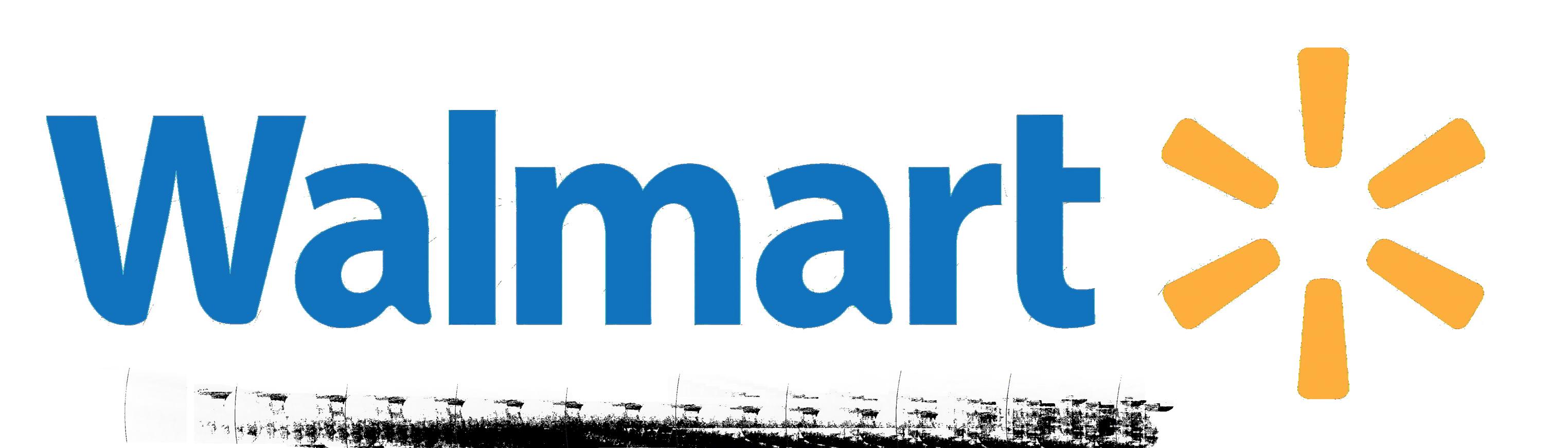 Walmart Logo PNG Image.