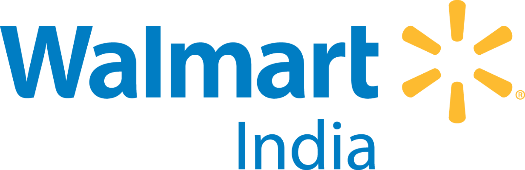 Walmart India Logo Vertical.