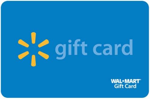 Walmart Gift Card Clipart.