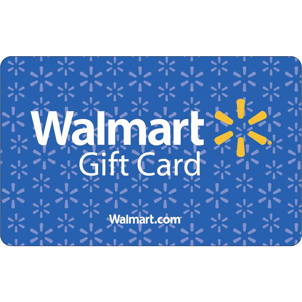 Walmart Gift Card For Sale.