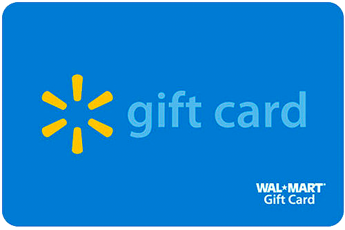 Walmart $50 Gift Card.