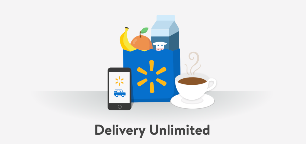 Walmart Grocery is now offering a $98 per year \'Delivery.