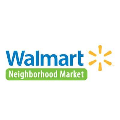 Walmart Neighborhood Market Logo.