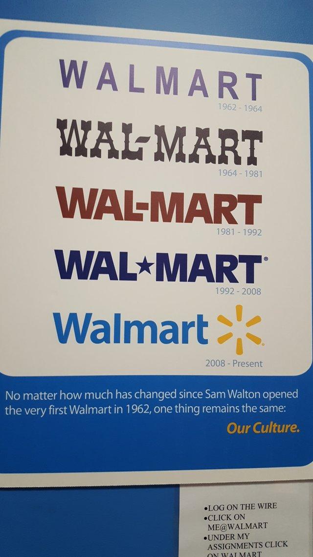 History of Walmart Logo — Steemit.