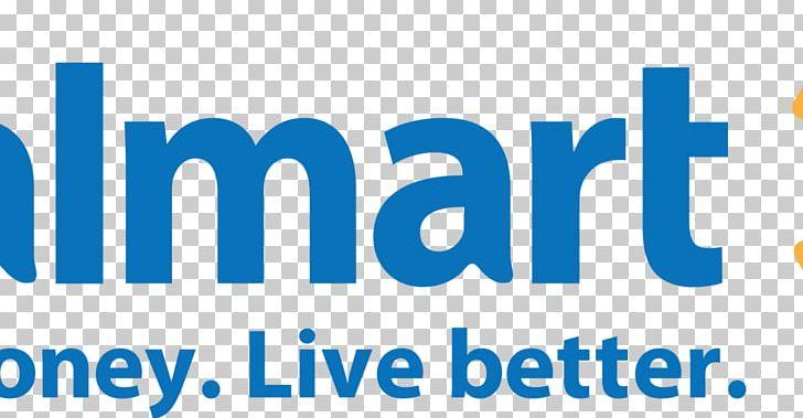 Walmart Logo Retail Brand Slogan PNG, Clipart, Area, Blue, Brand.
