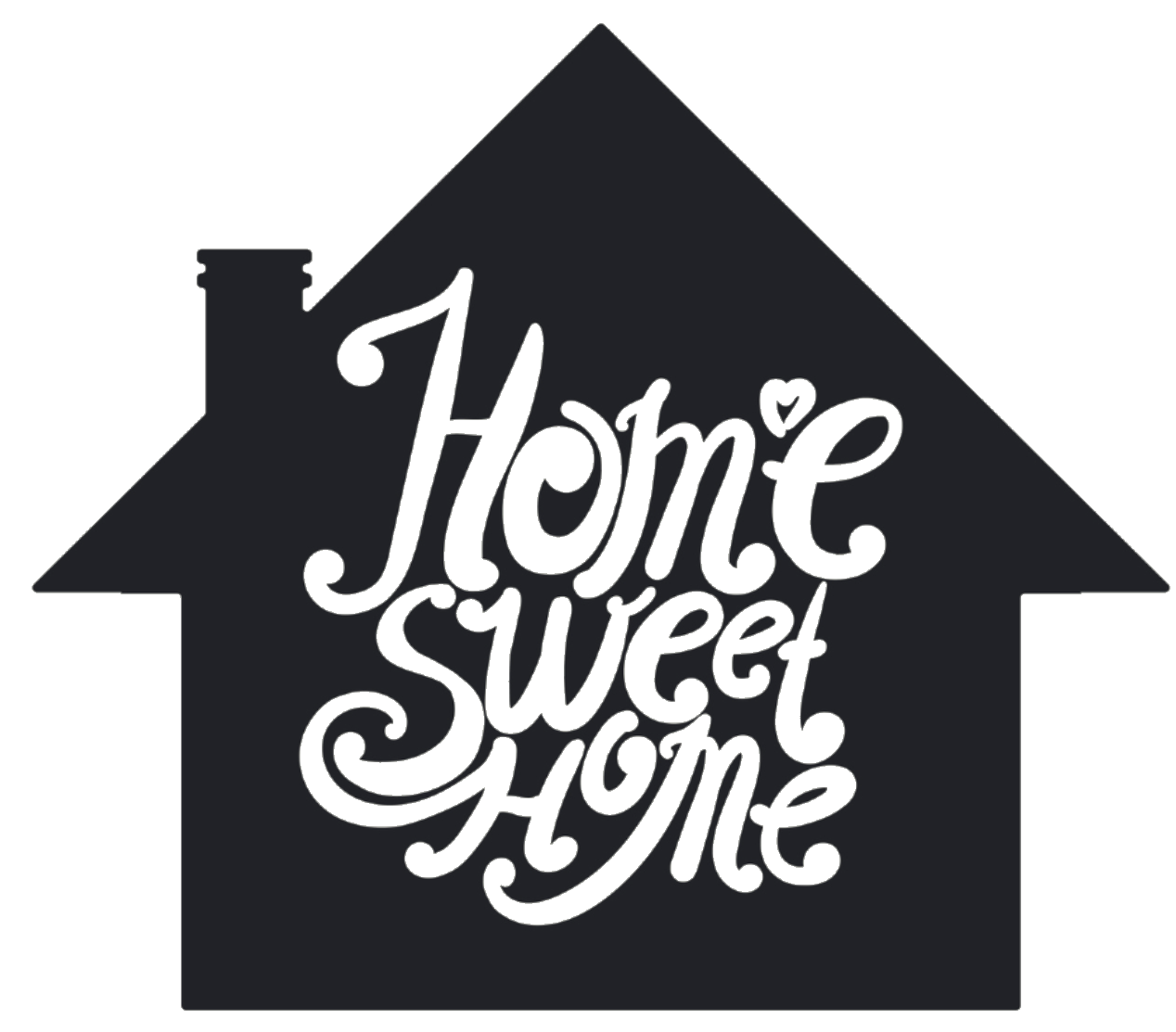 Lettering House Home Font.