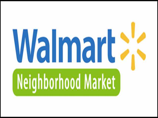 Walmart neighborhood market Logos.