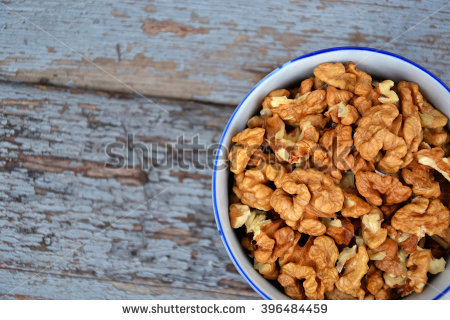 Walnut Stock Images, Royalty.