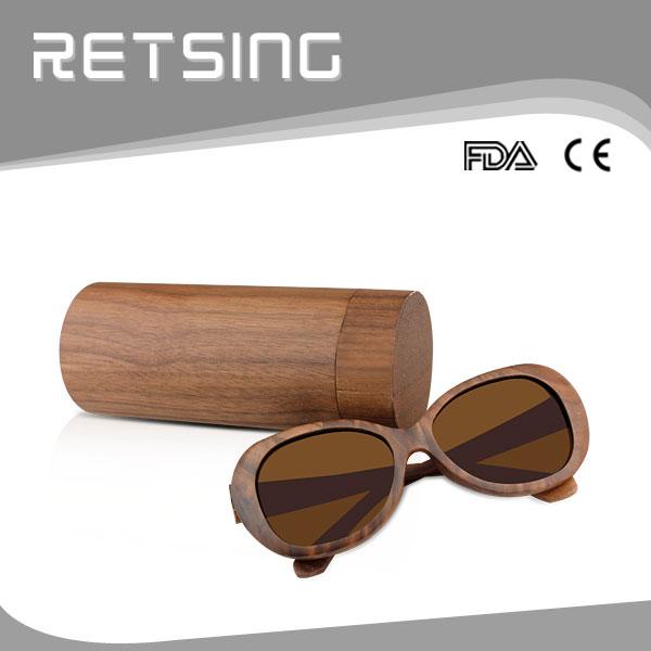 2016 China Wholesale Walnut Wood Box Tube Bamboo Case Bamboo.