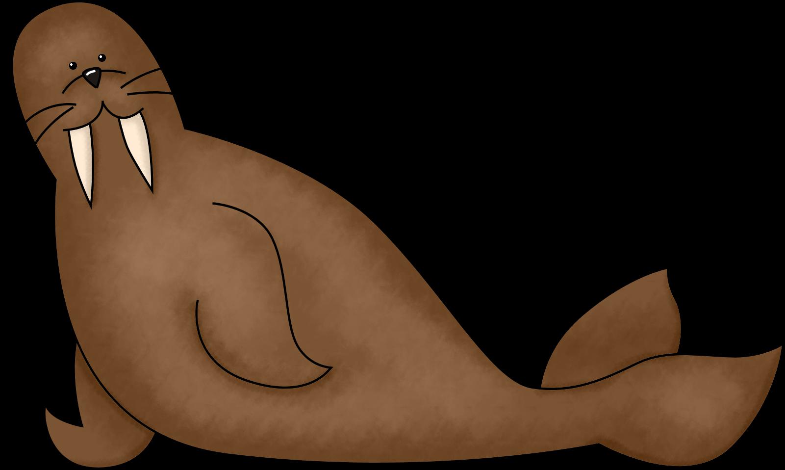 Walrus Clipart Walrus Clip Art #5eZLfB.