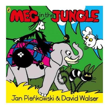 Meg in the Jungle (Paperback) (Jan Pienkowski & David Walser) : Target.