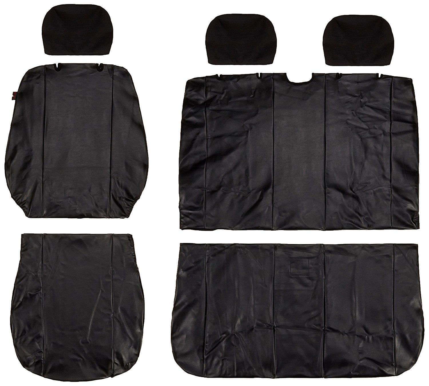 Walser 11476 Car Seat Cover for Single Front Seat and Double Bench.
