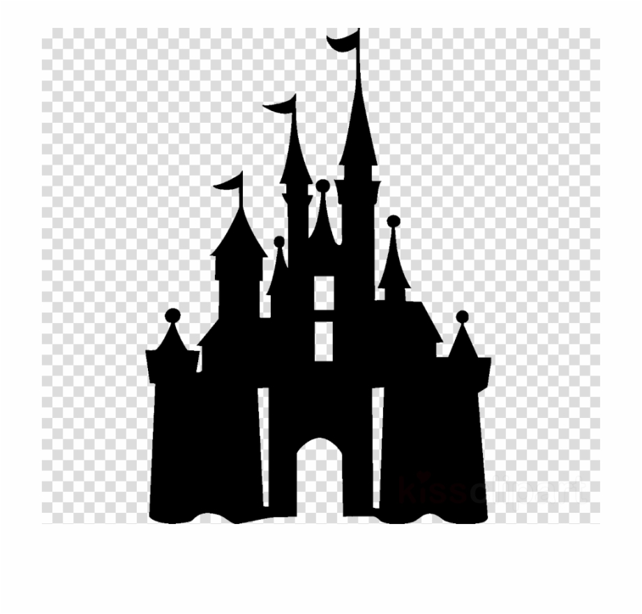 Disney Castle Silhouette Clipart Sleeping Beauty Castle.