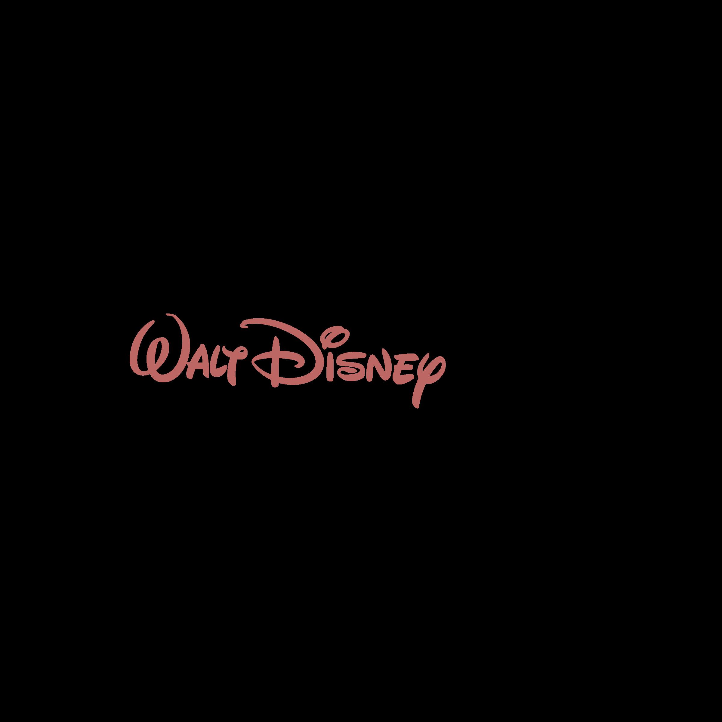 The Walt Disney Company Logo PNG Transparent & SVG Vector.
