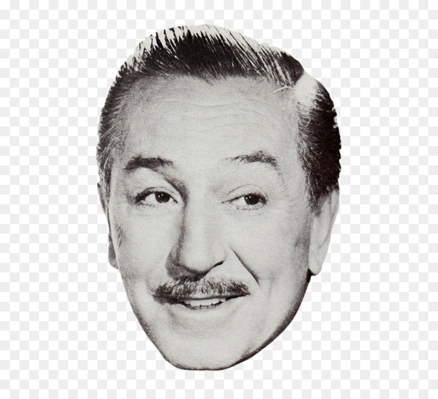 Walt Disney Face png download.