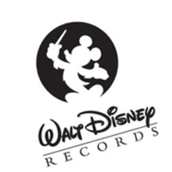 Walt disney records Logos.