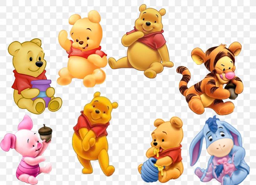 Winnie The Pooh Rabbit Disney\'s Pooh & Friends The Walt.