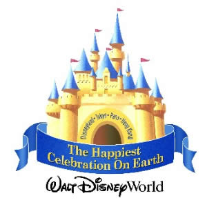 Walt Disney World Clip Art.