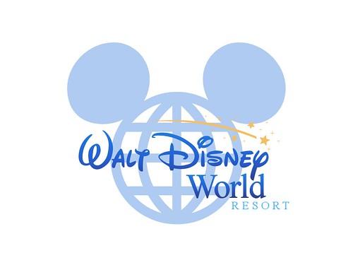 Alternate Walt Disney World logo 2.