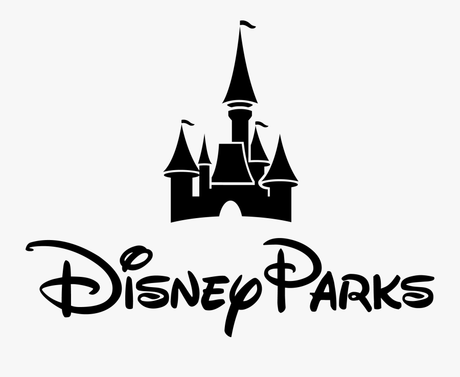 Disney Castle Clipart Black And White.
