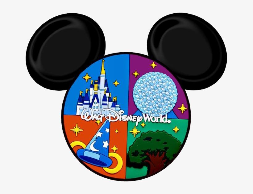 Logo Clipart Disney World.
