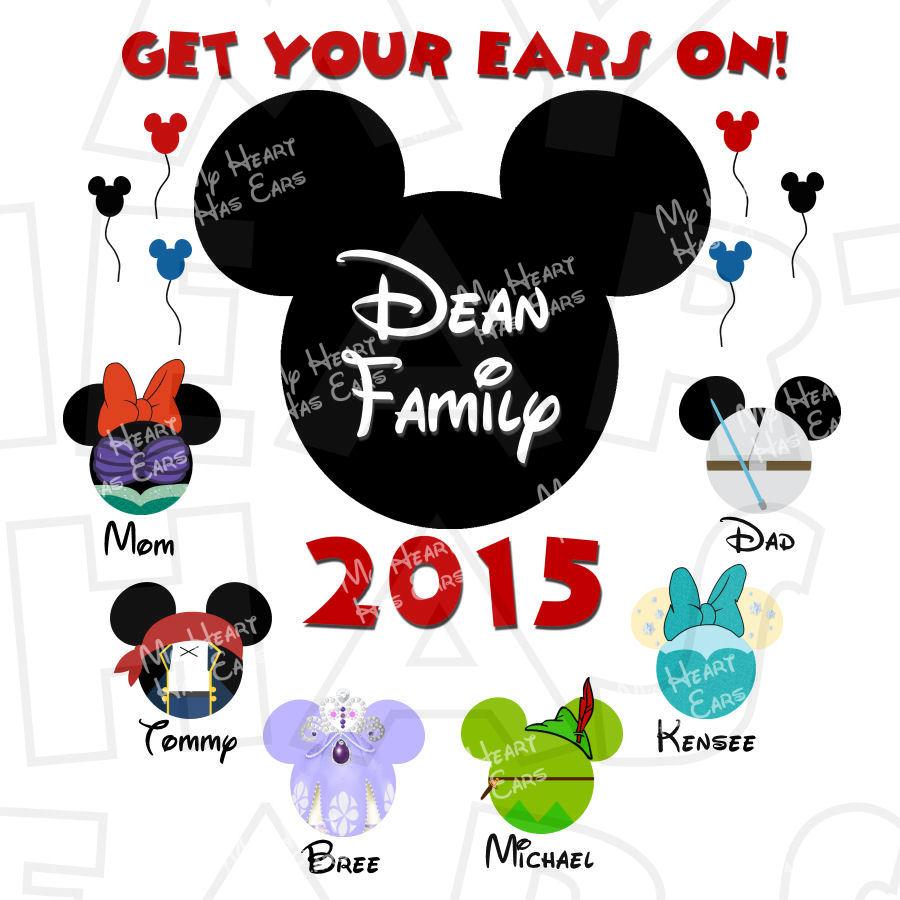 Walt Disney World :: My Heart Has Ears.