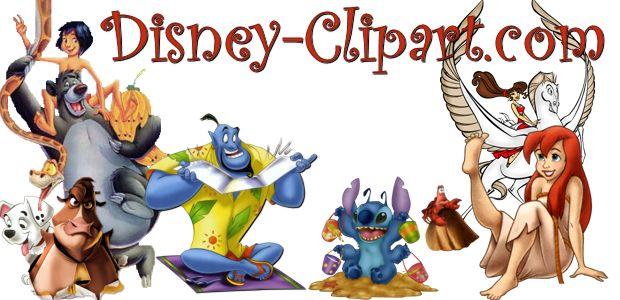 Walt Disney Cliparts.