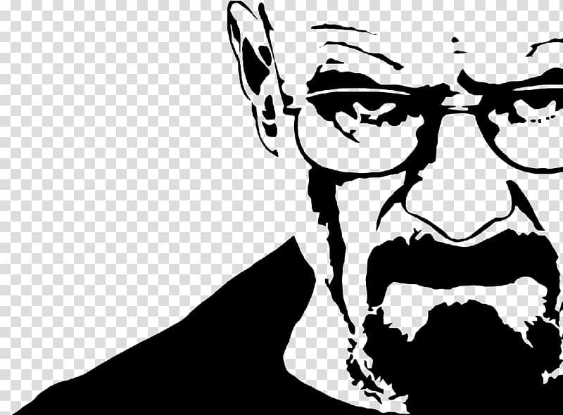 Walter White Decal Sticker Breaking Bad, Season 5 Printing.