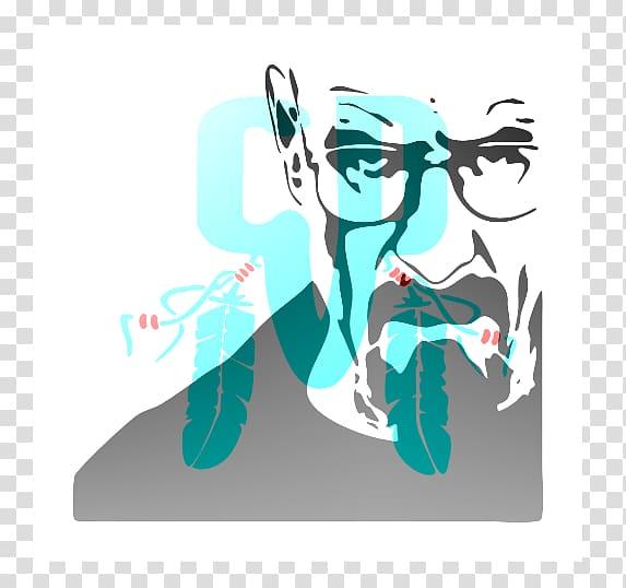 Walter White Jesse Pinkman Stencil Breaking Bad, Season 2.