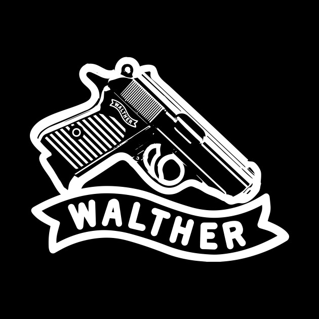 Walther PPK.