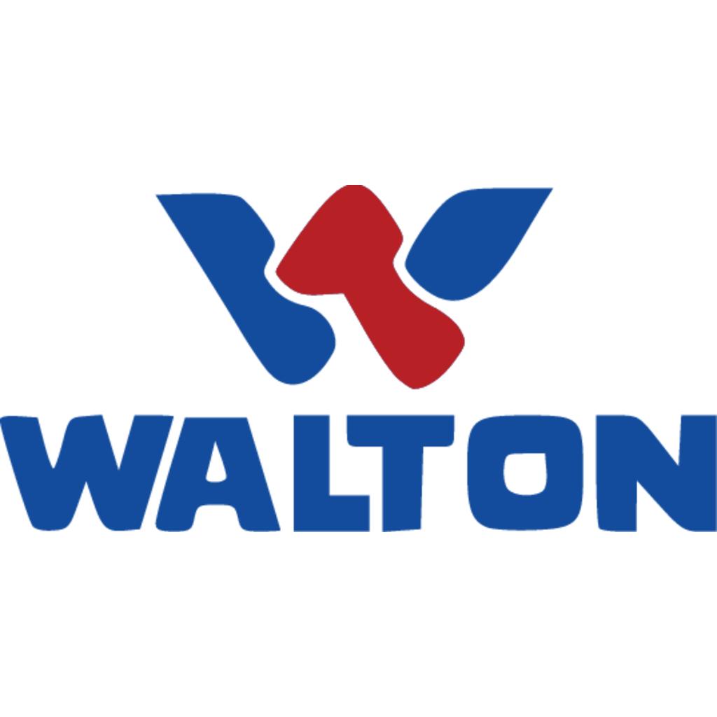 Walton logo, Vector Logo of Walton brand free download (eps, ai, png.