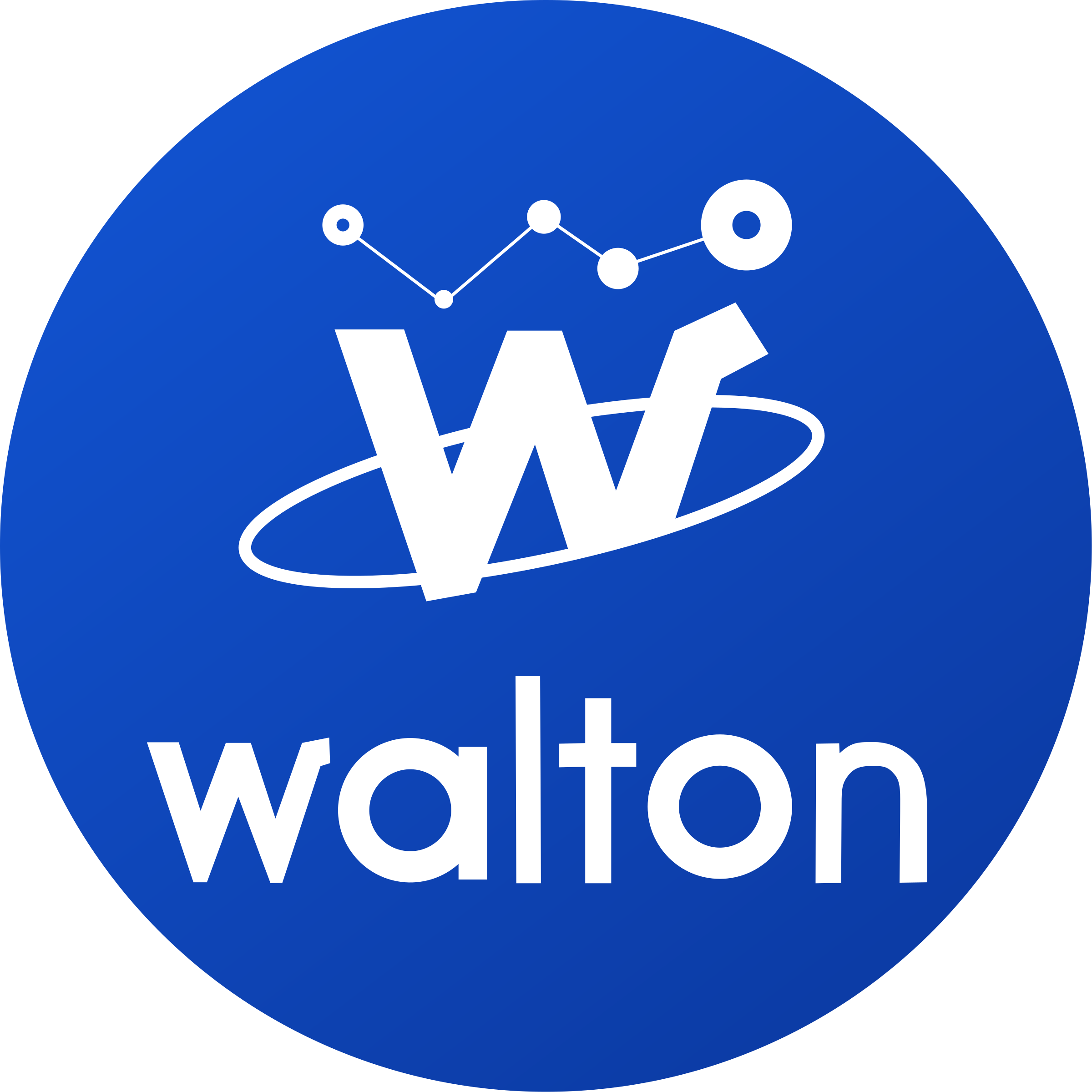 Walton Logo PNG Transparent & SVG Vector.