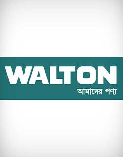 walton vector logo.