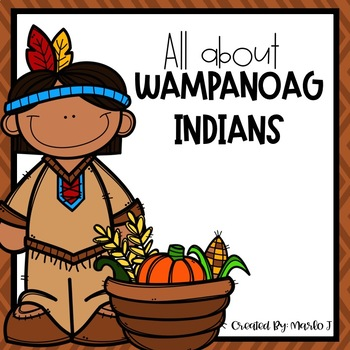 Wampanoag Indians Worksheets & Teaching Resources.