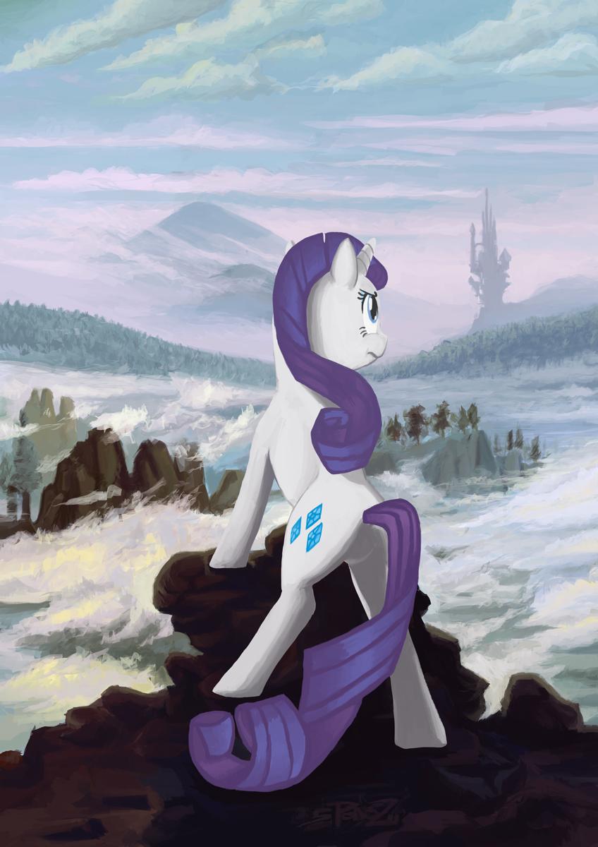 My Little Pony XXVII: Eternal Chaos comes with Chocolate Rain.