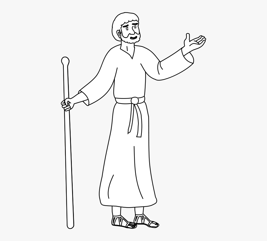Moses Jesus Wanderer.