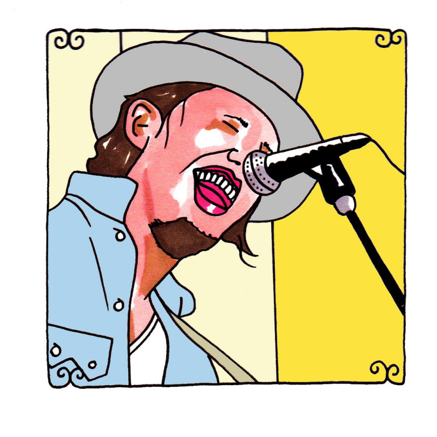 Cory Chisel & The Wandering Sons Daytrotter Session Jul 25, 2012.