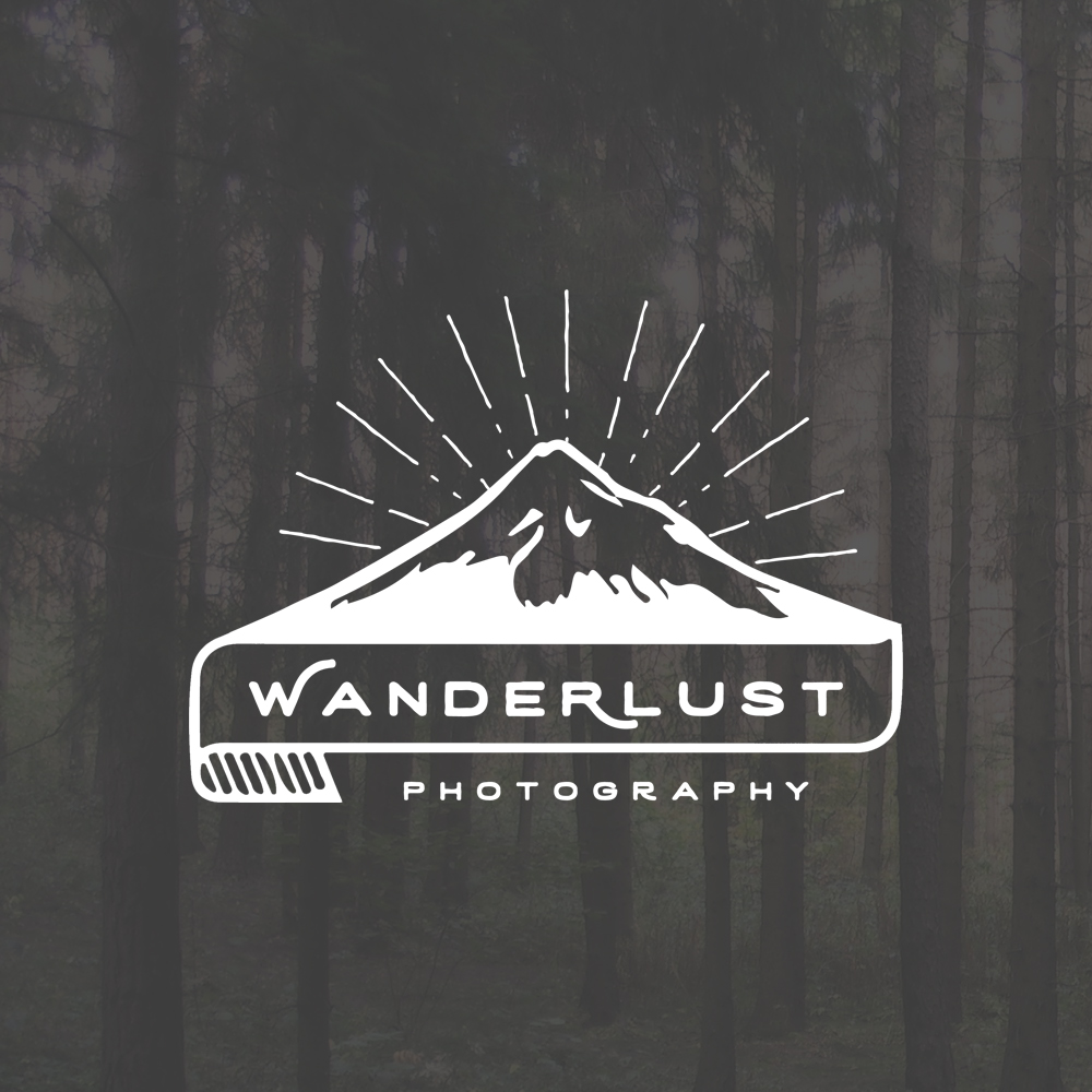 Wanderlust Logo.