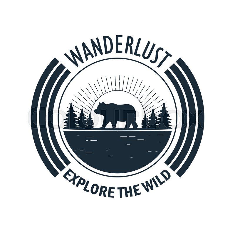 Wanderlust wildlife animal wilderness.