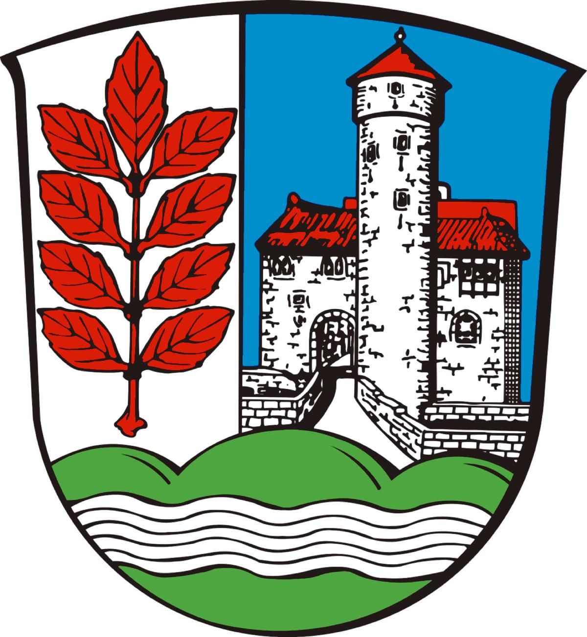 Liste der Wappen im Werra.