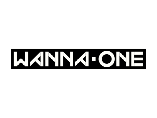 Wanna One Logo transparent PNG.