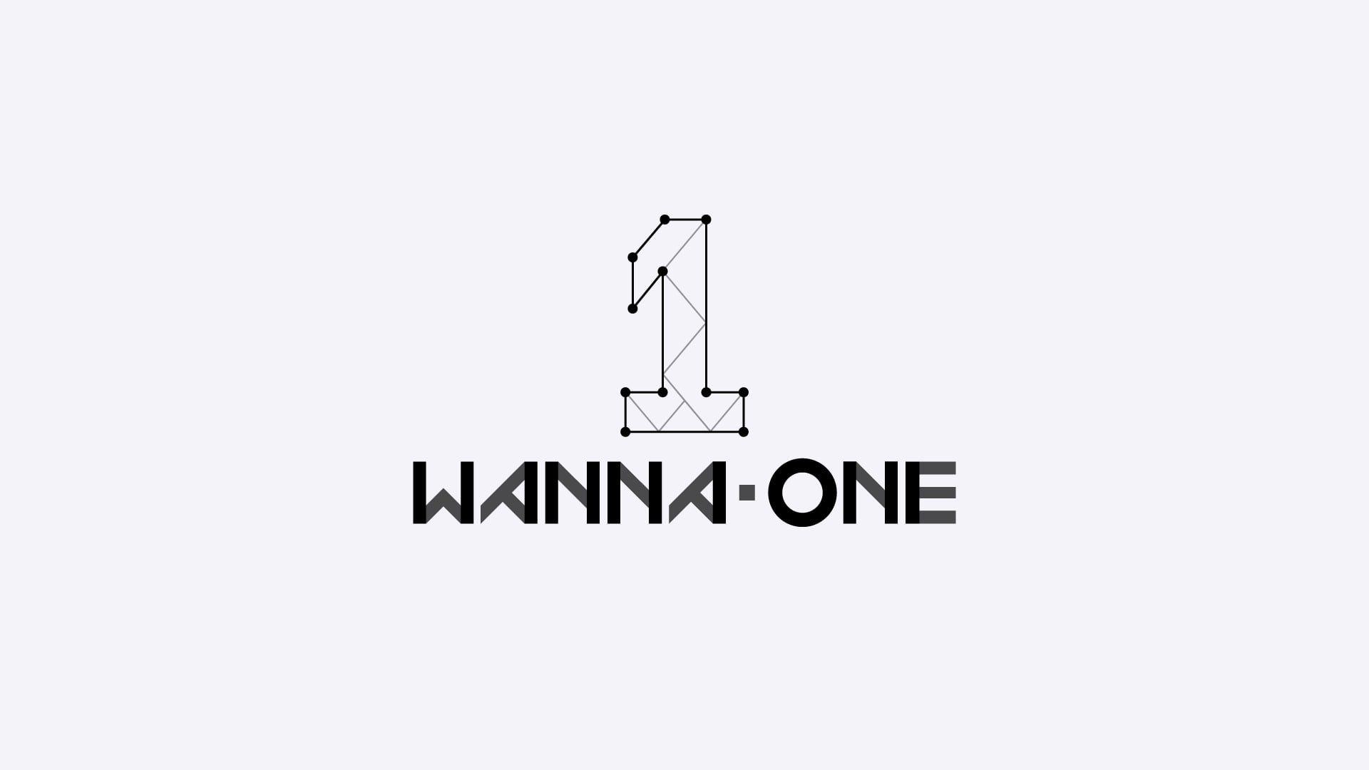 2017 Wanna One (워너원) Logo design / Teaser.