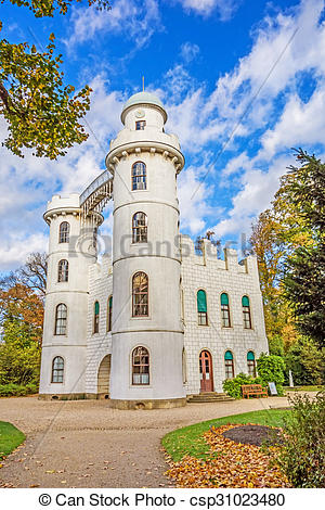 Pictures of Lake Wannsee, Pfaueninsel, Berlin.