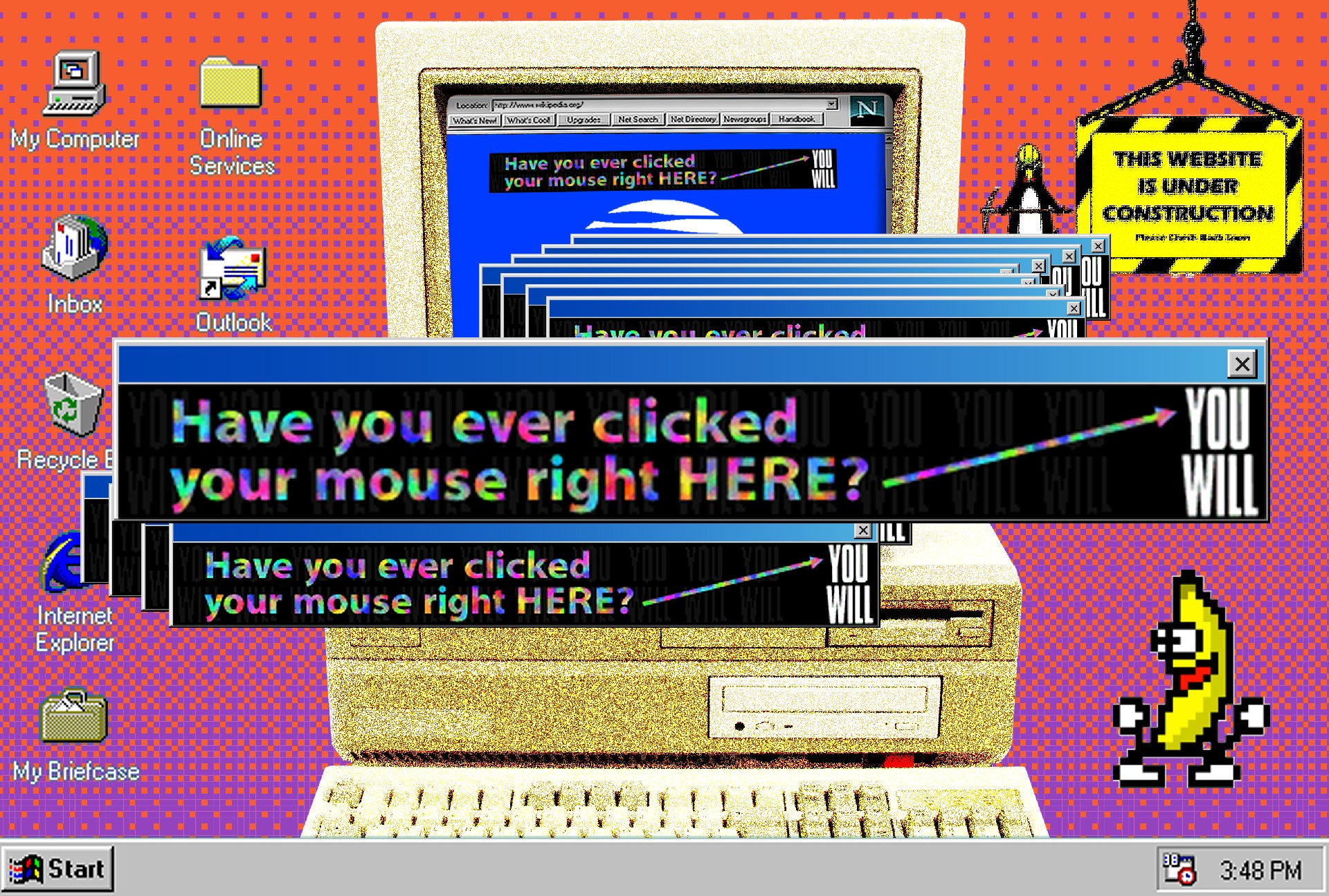 Love it or hate it, the banner ad turns 25.