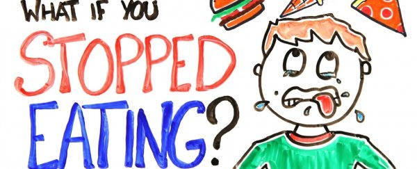 Watch: What Would Happen if You Stopped Eating?.
