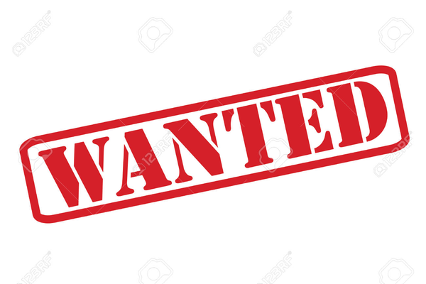 Wanted Clipart.
