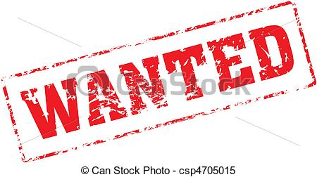 Wanted Illustrations and Clipart. 11,695 Wanted royalty free.
